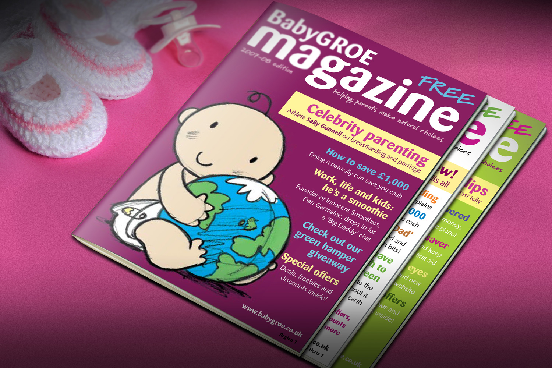 BabyGROE magazine