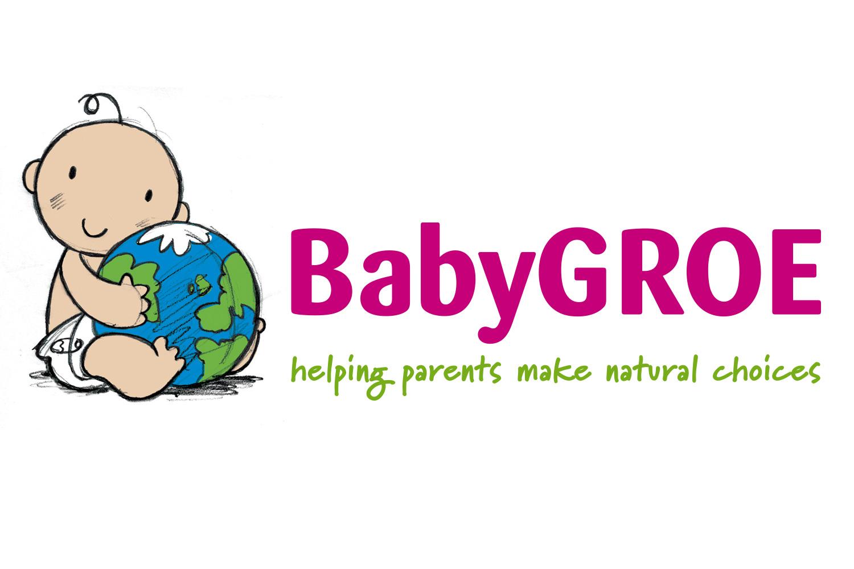 New BabyGROE logo