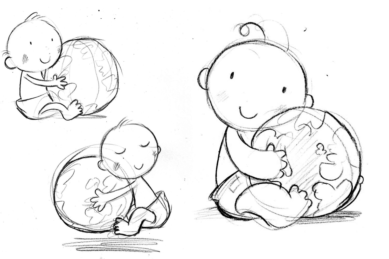 BabyGROE character development