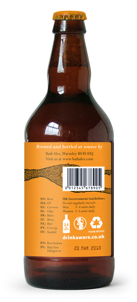 Bath Ales Gem label (2009)