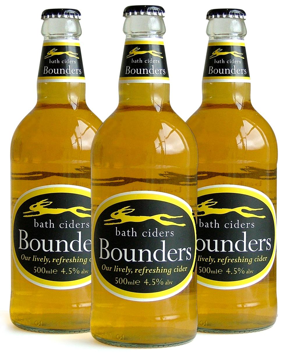 Bounders bottles