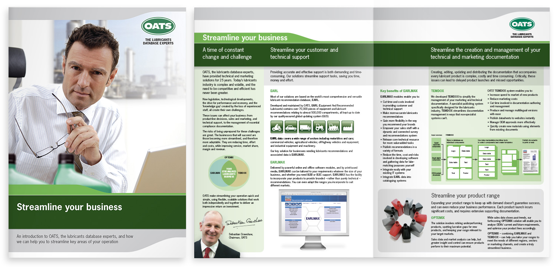 OATS corporate brochure