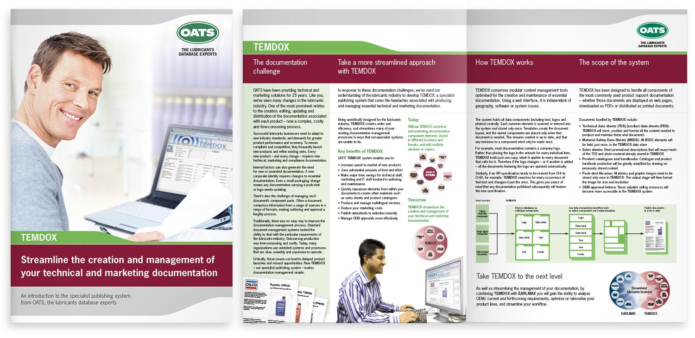 OATS TEMDOX brochure