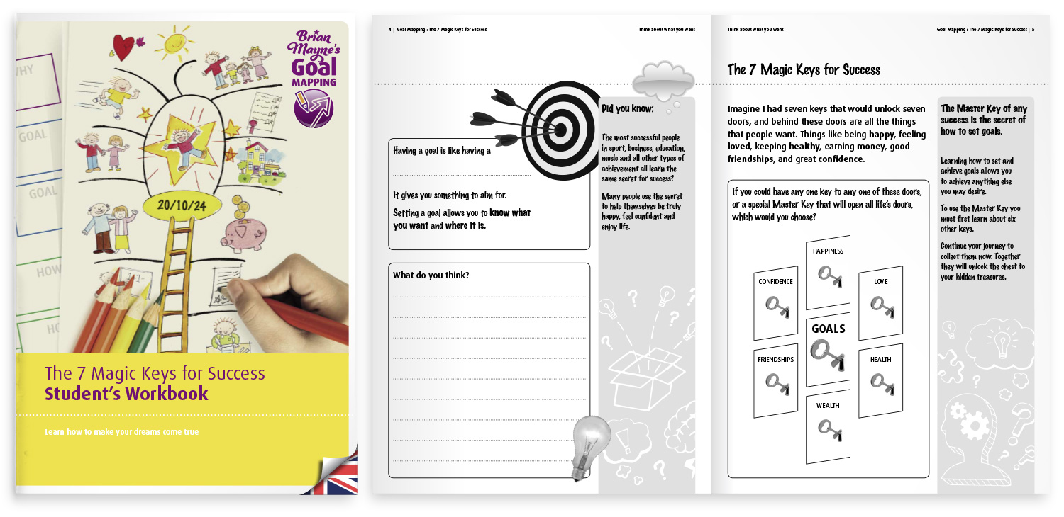 Goal Mapping Student's workbook