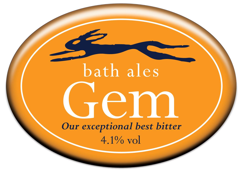 Bath Ales' improved Gem pump clip
