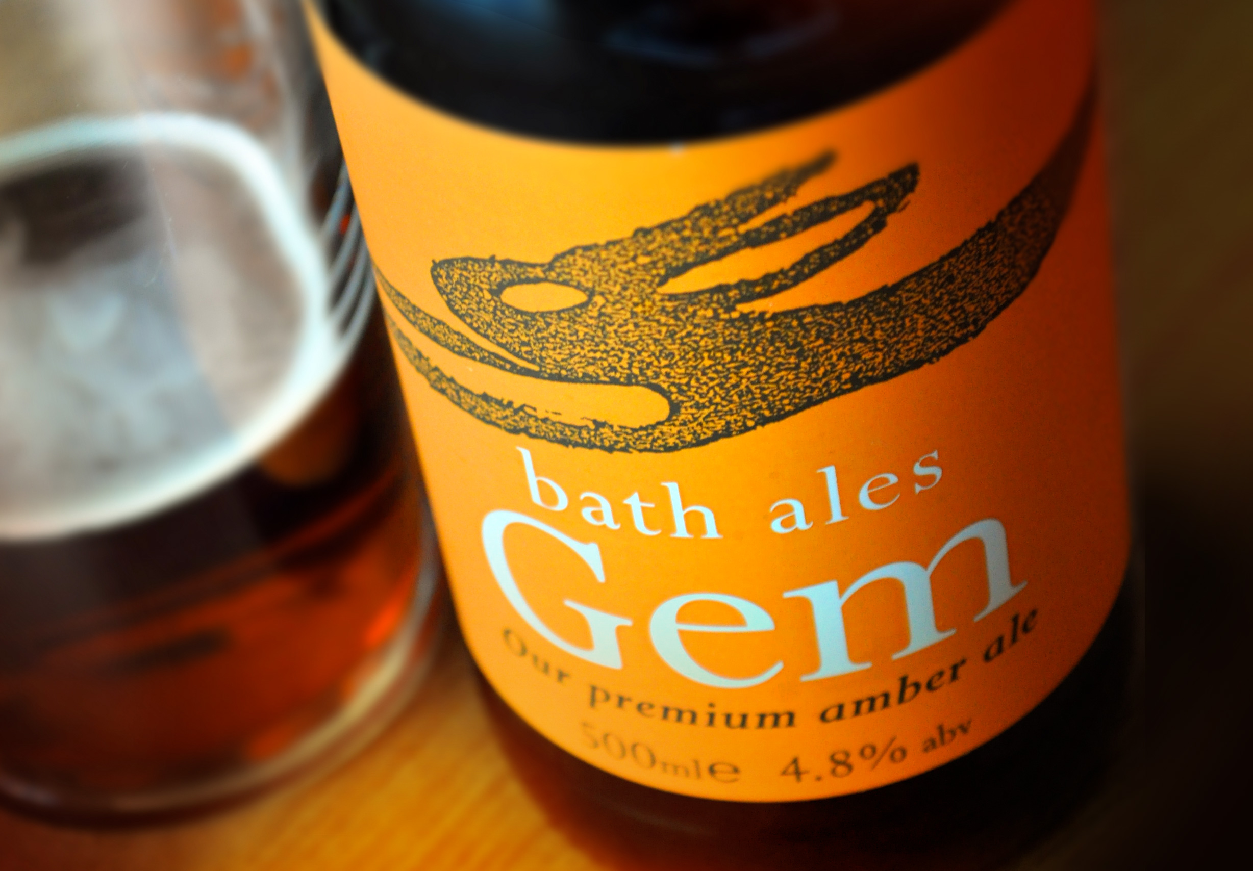 Bath Ales beer branding and packaging