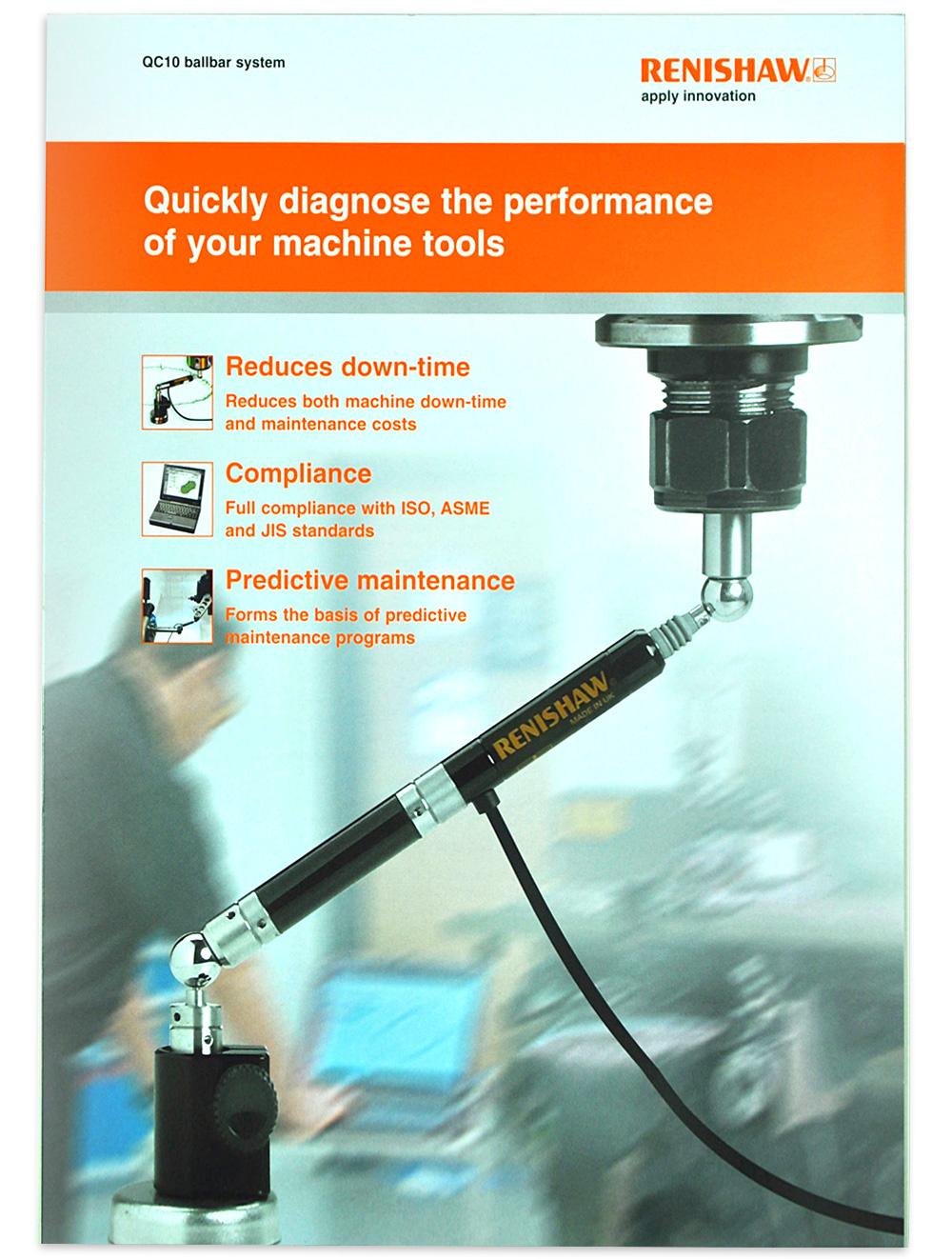 Renishaw product brochure