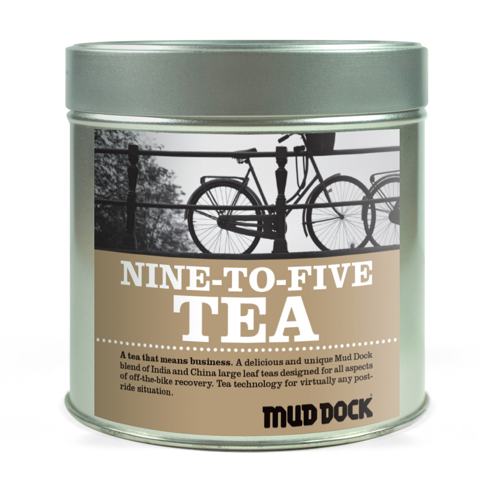 Mud Dock Nine-to-Five Tea