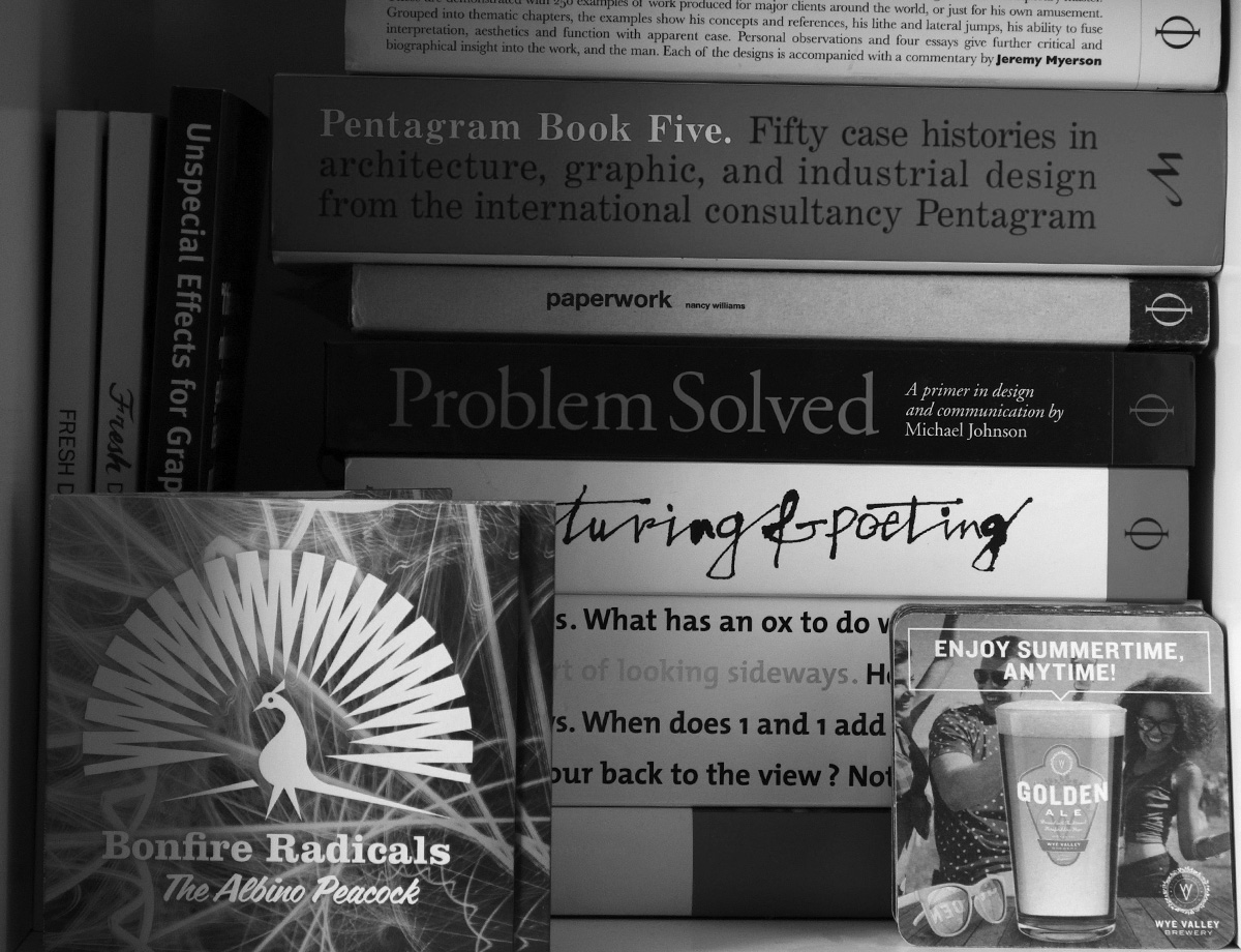 Objective Ingenuity bookcase
