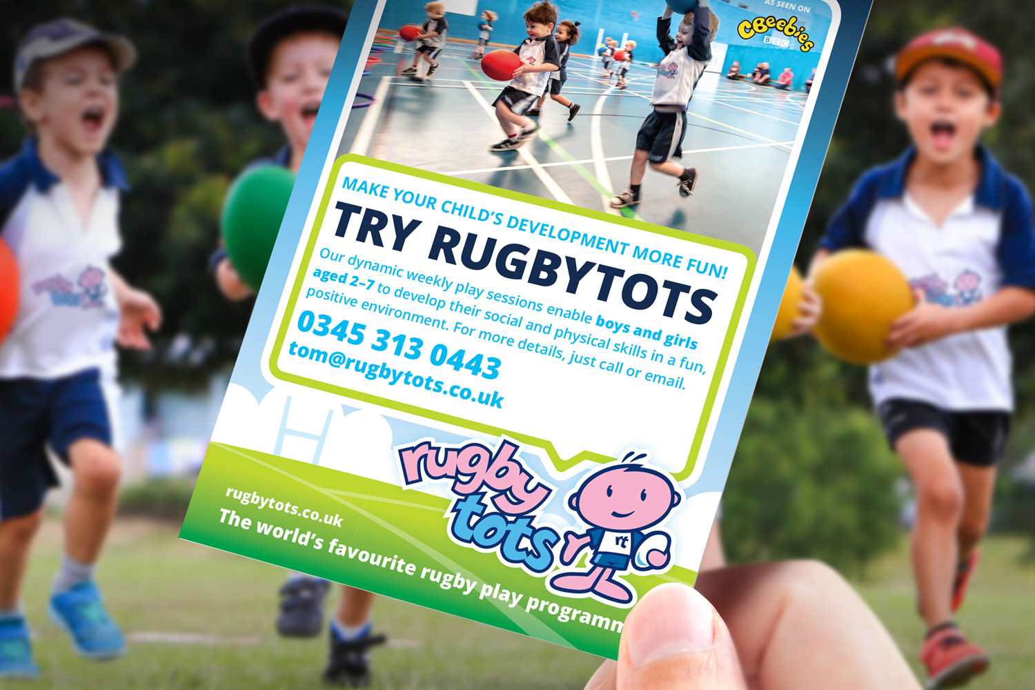 Rugbytots flyer