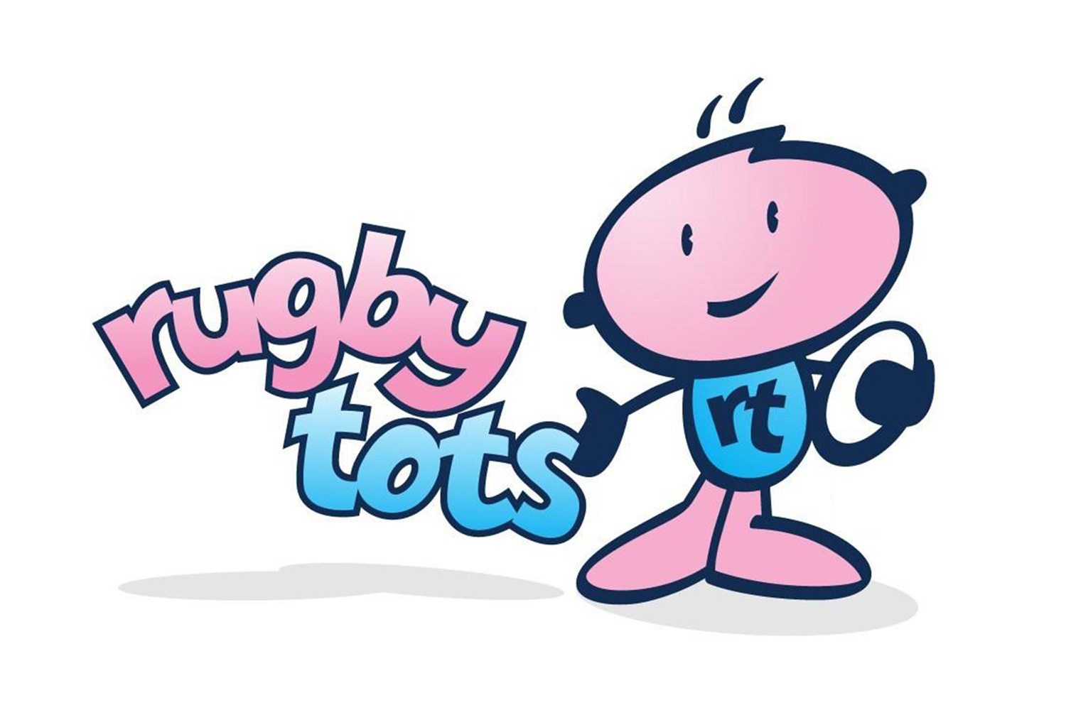 Old Rugbytots logo