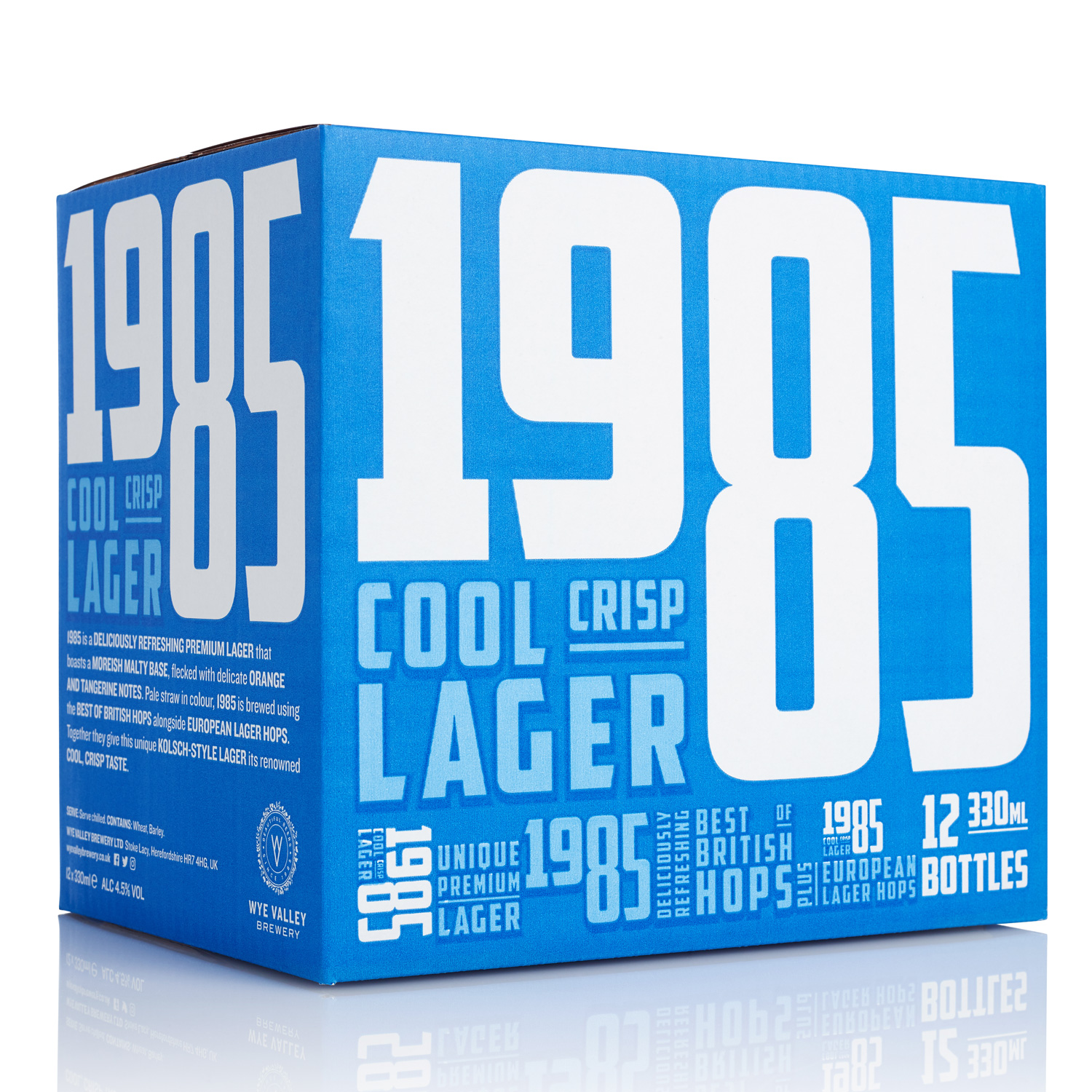 1985 12-bottle case