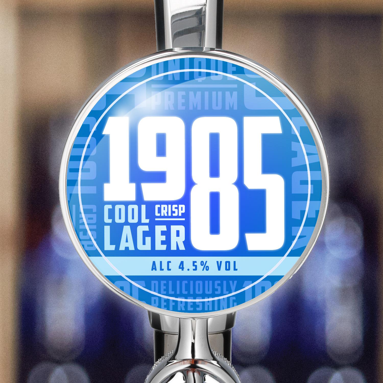 1985 bar font